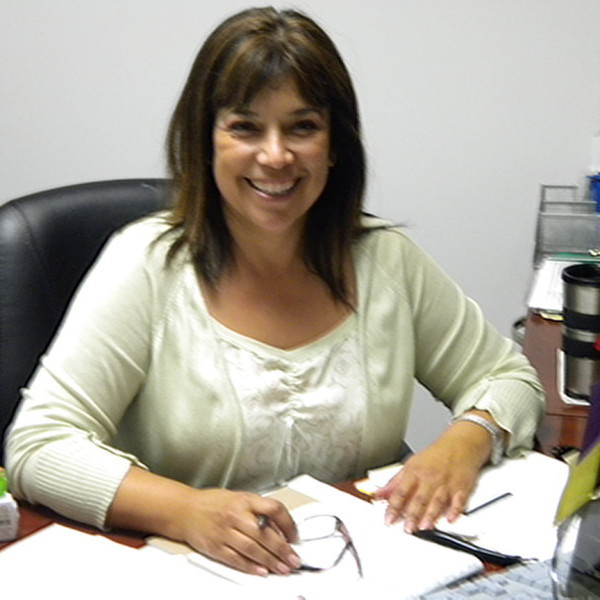 Martha Martinez, Administrative Specialist for Robert B. Cameron, MD