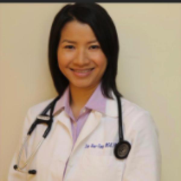 Lien Hua-Feng, RN, MSN, NP-C Mesothelioma Nurse Practitioner for Robert B. Cameron, MD