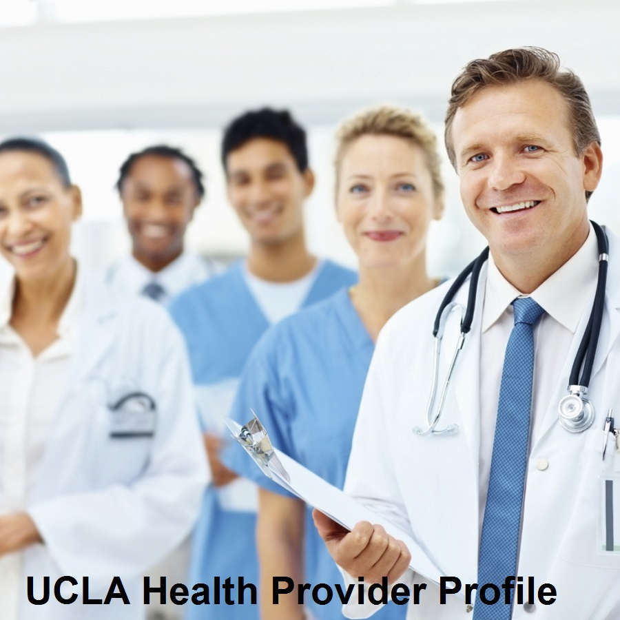 Robert B. Cameron, MD as a UCLA Health Provider Profile