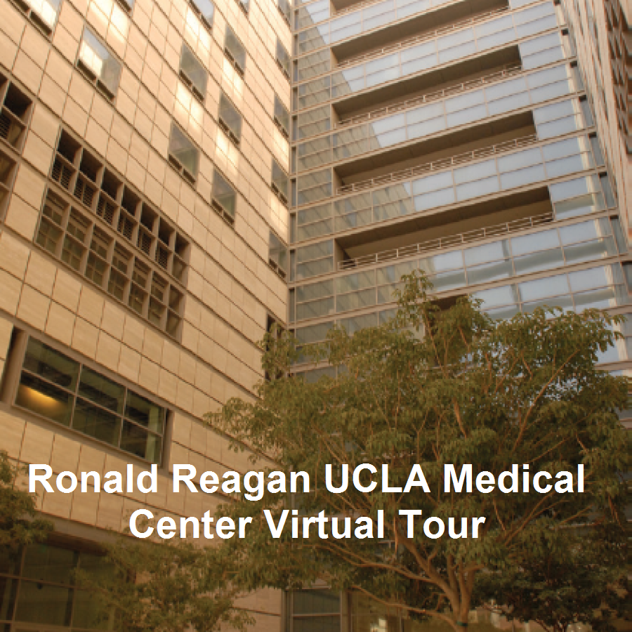 Robert B. Cameron, MD and the Ronald Reagan UCLA Medical Center Virtual Tour