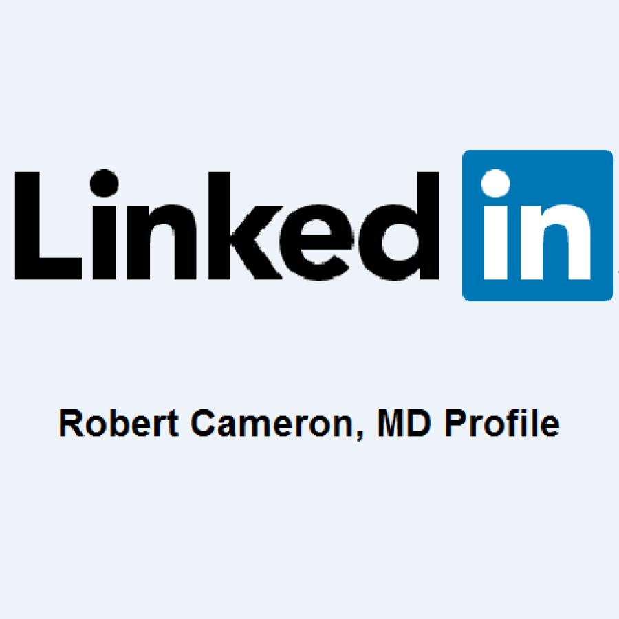 Robert B. Cameron's LinkedIn Profile