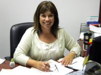 Dr. Cameron's Administrative Specialist, Martha Martinez